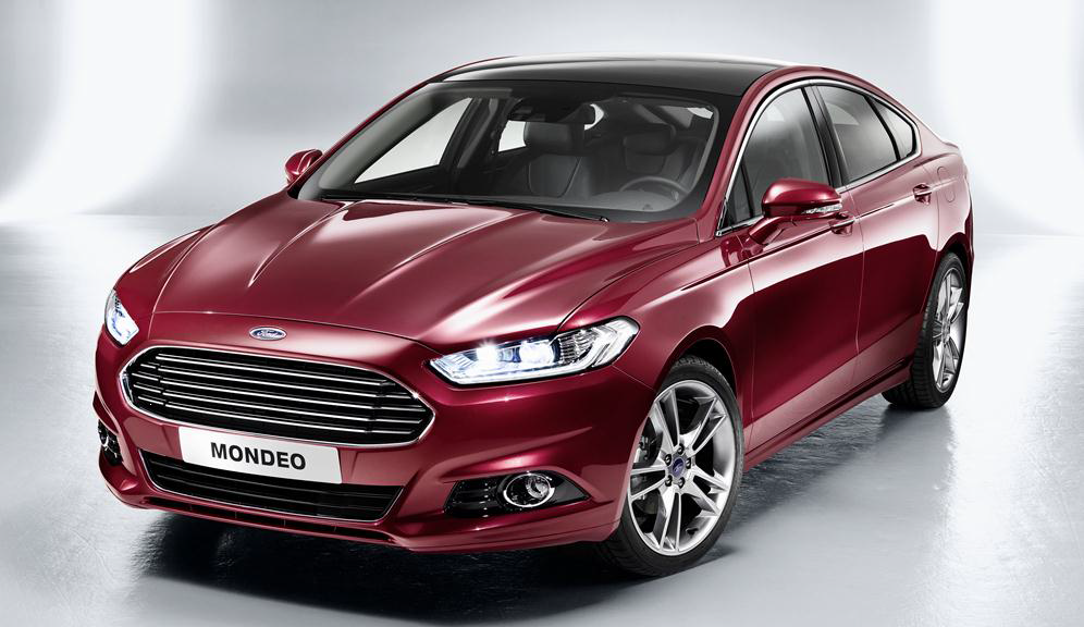 New Ford Mondeo for 2014!