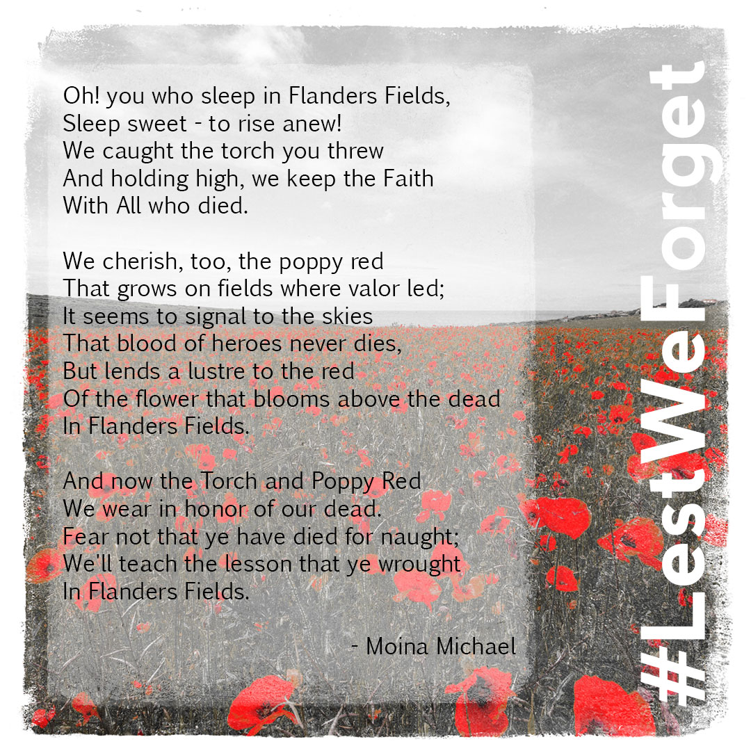 Remembrance Day 2018 Lest We Forget Tax Free Forces Cars