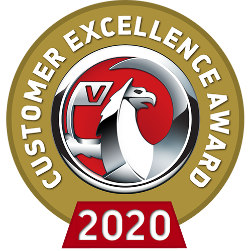 EMC Forces Vauxhall Customer Excellence Award 2020