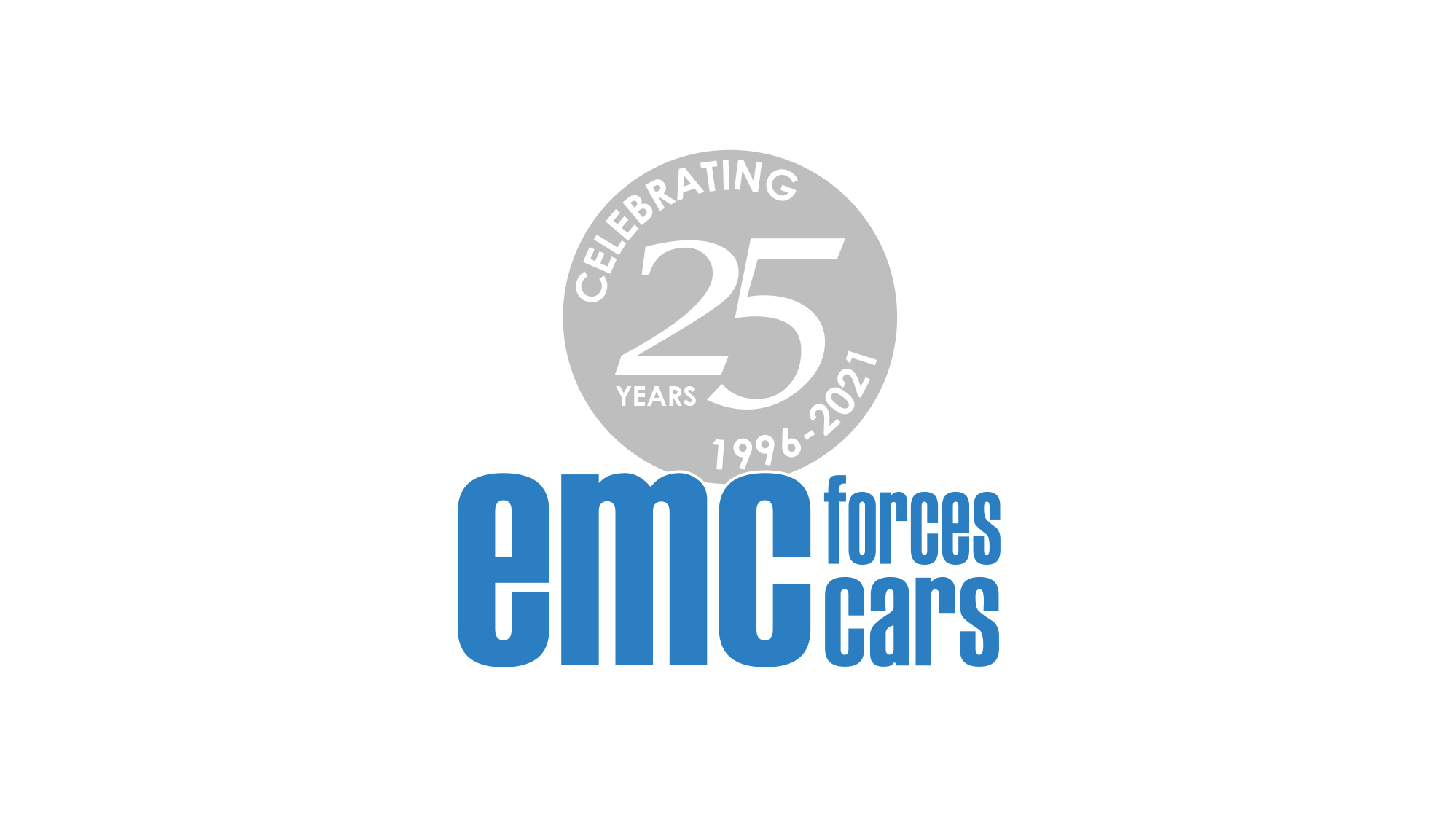 EMC Forces Cars 25th Anniversary